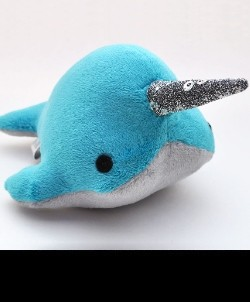 Cute Plush Narwhals Invade Internet!