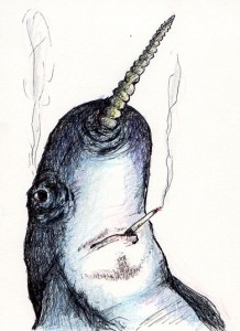 Narwhal Smoking