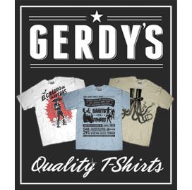 Gerdy's Tees Ad