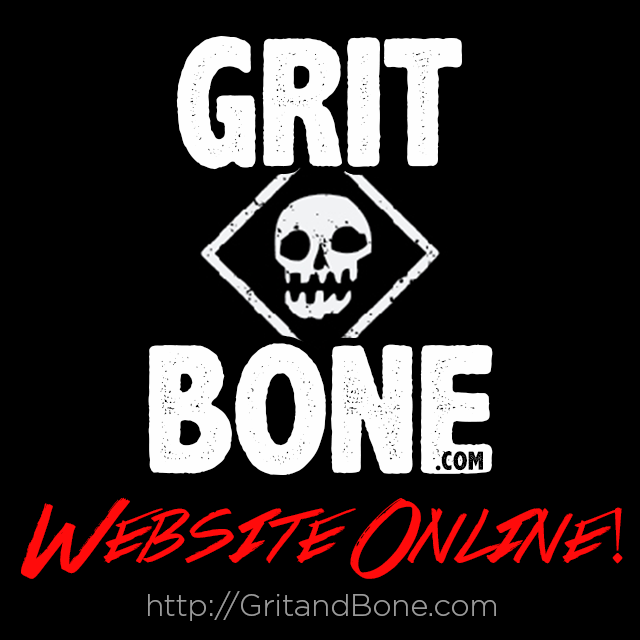 Grit and Bone Clothing Co Ad